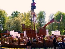 Walygator Parc Peter Pan