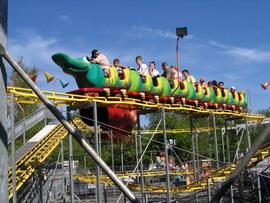 Walygator Parc Family Coaster